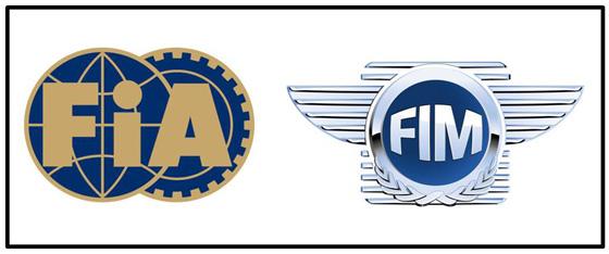 Calendarios Internaciones 2012 (FIA/FIM)